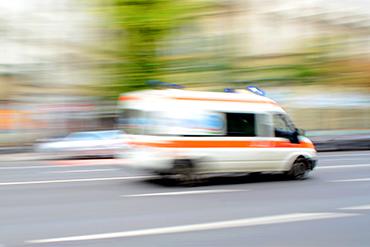 ambulance for organ donation