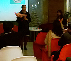 organ awareness talk at pwc