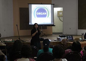 organ donation awareness in vasant vihar by organ india