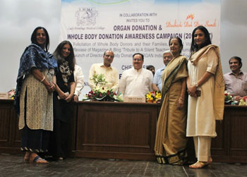 Launch Of Body Donation Directory