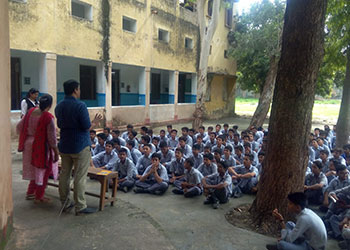 SRSD Senior Secondary School, Lajpat Nagar