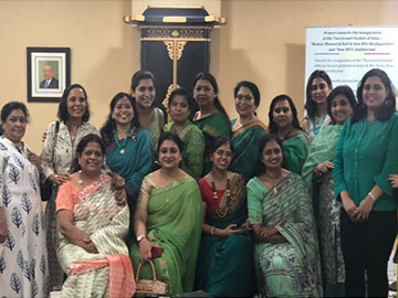 India Saree Challenge group