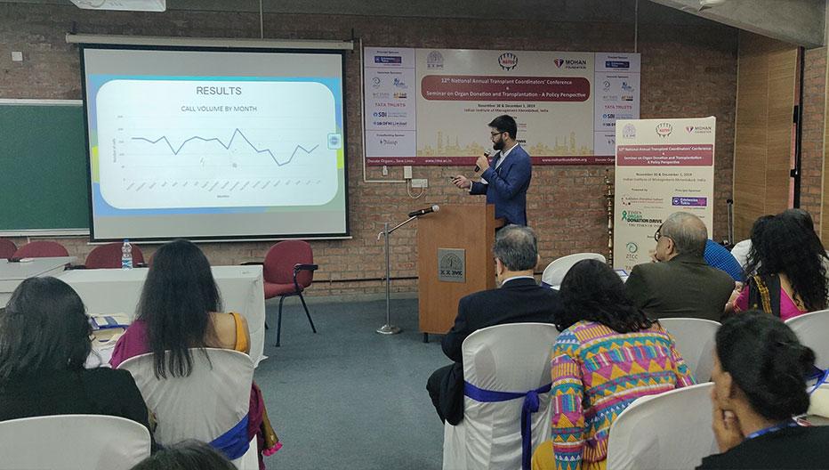 Conference at IIM