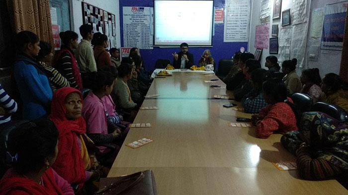 Family planning association