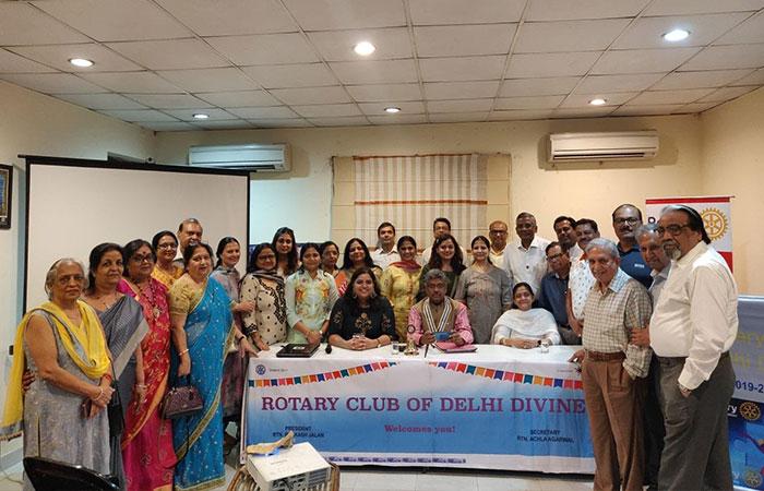 Rotary Club of Delhi Divine