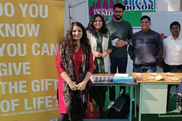 Organ donation awareness session